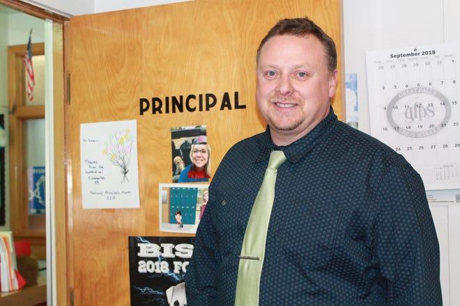 Jon Konen is the principal at Lincoln Elementary School.