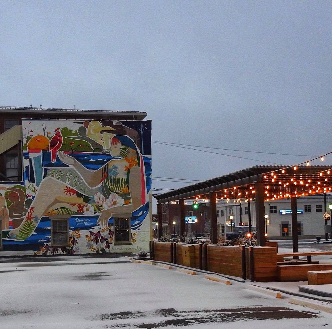 'Perch' planners win award; more murals in works