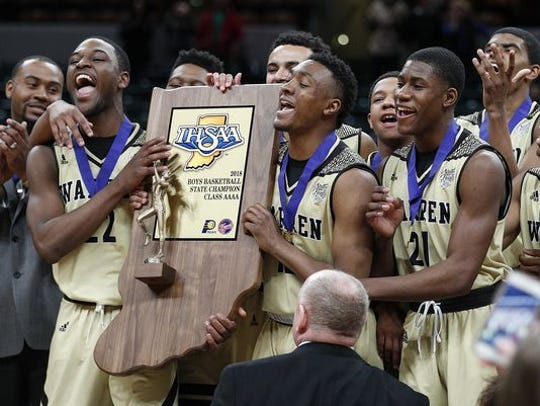 Defending state champion Warren Central is ranked No. 1 in Class 4A.