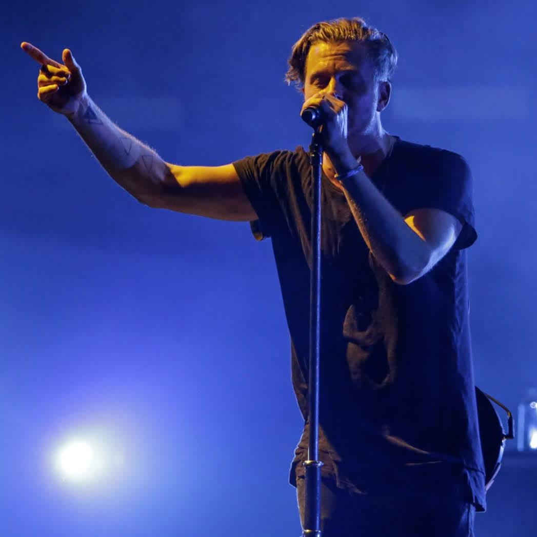 You can catch OneRepublic for free before Big Ten championship game