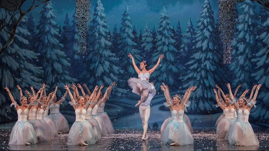 The Appalachian Ballet again performs the Nutcracker in Knoxville and Maryville.