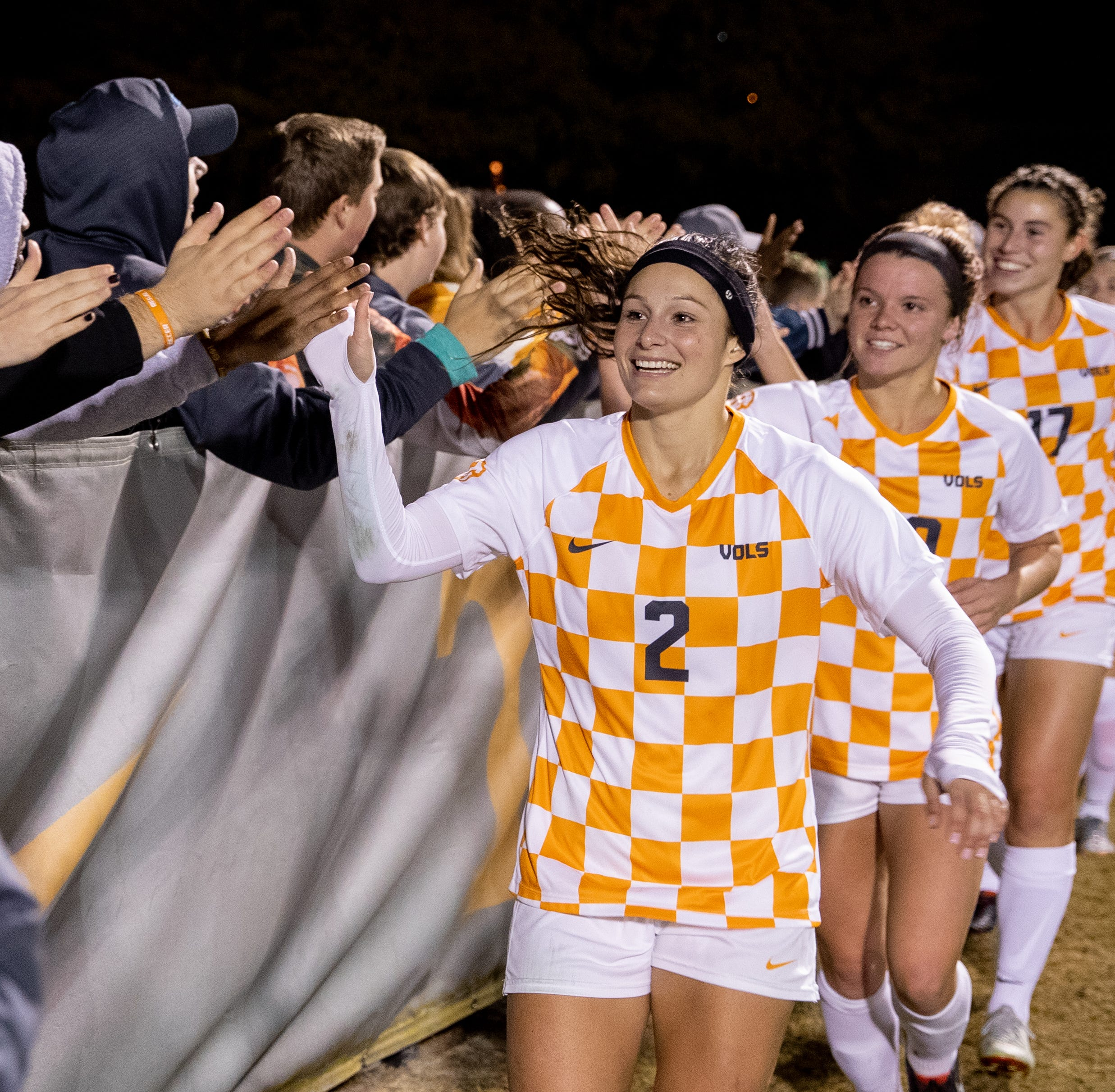 UT Vols in quarterfinals of NCAA women's soccer tournament for first time