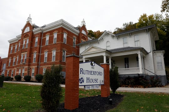 The Rutherford House in Lancaster.