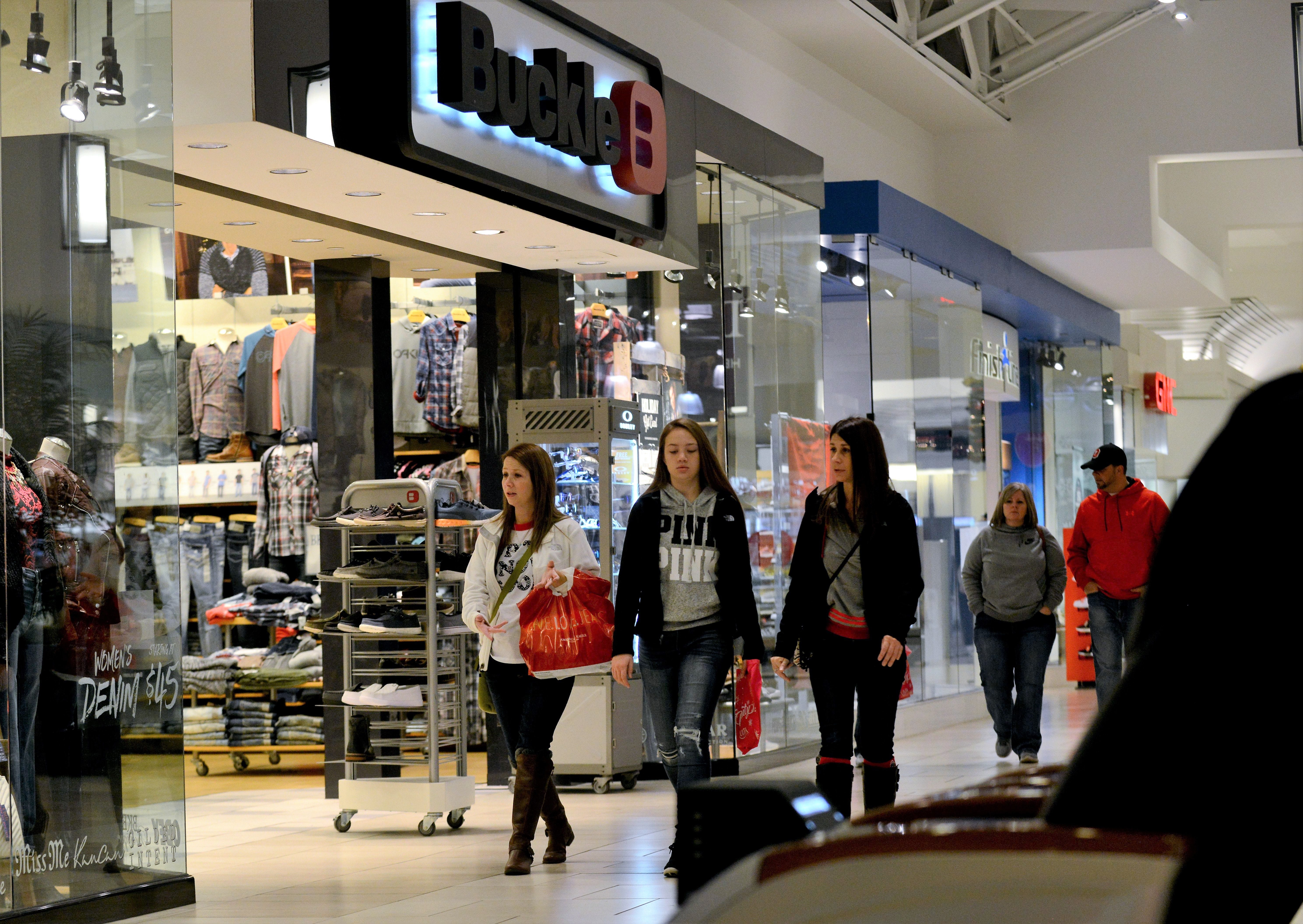 Black Friday Features Numerous Local Shopping Options