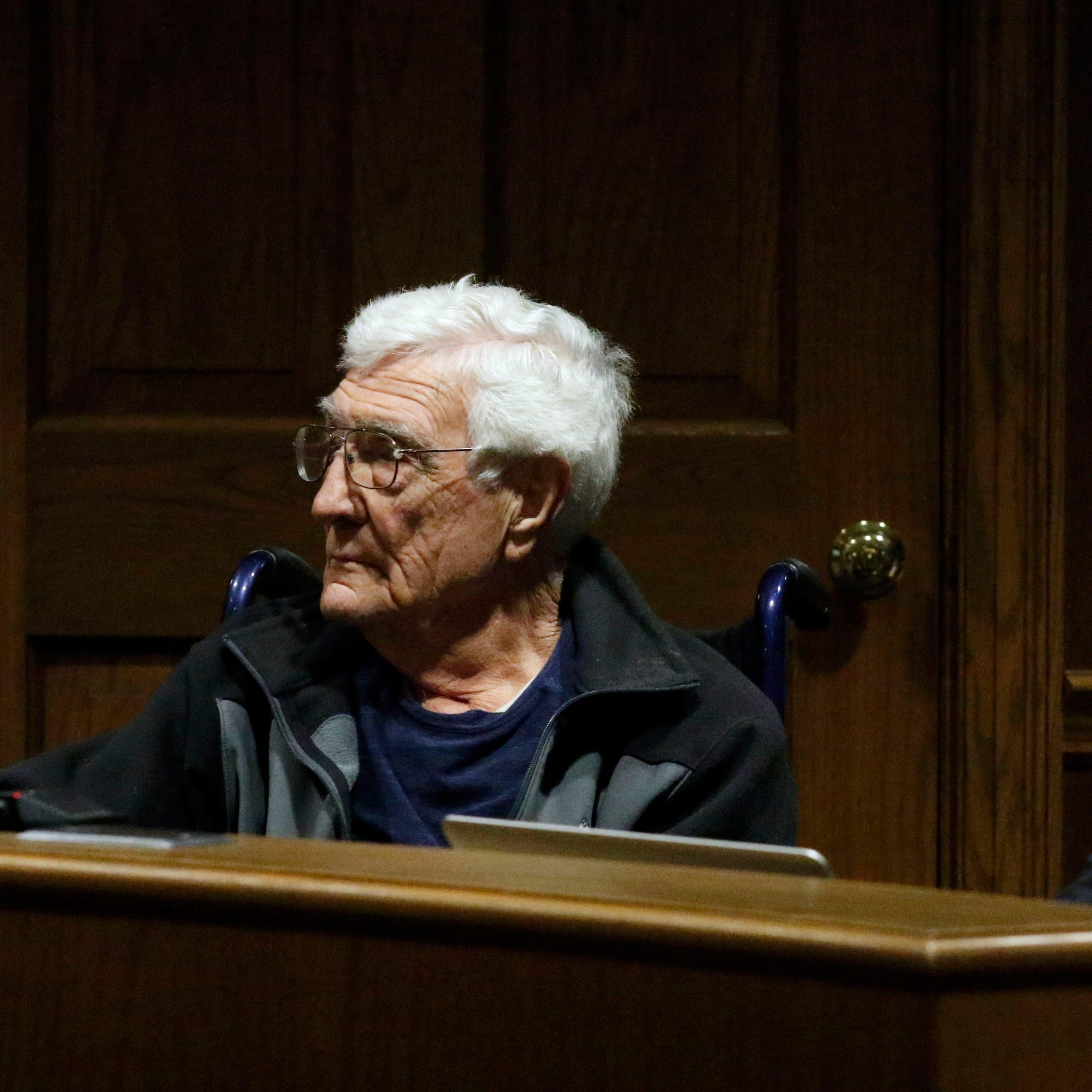 Second evaluation ordered for elderly murder suspect