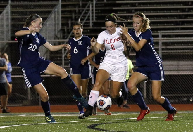 Fairfield Union senior Taylor Davis is the 2018 Girls Co-Soccer Player of the Year.