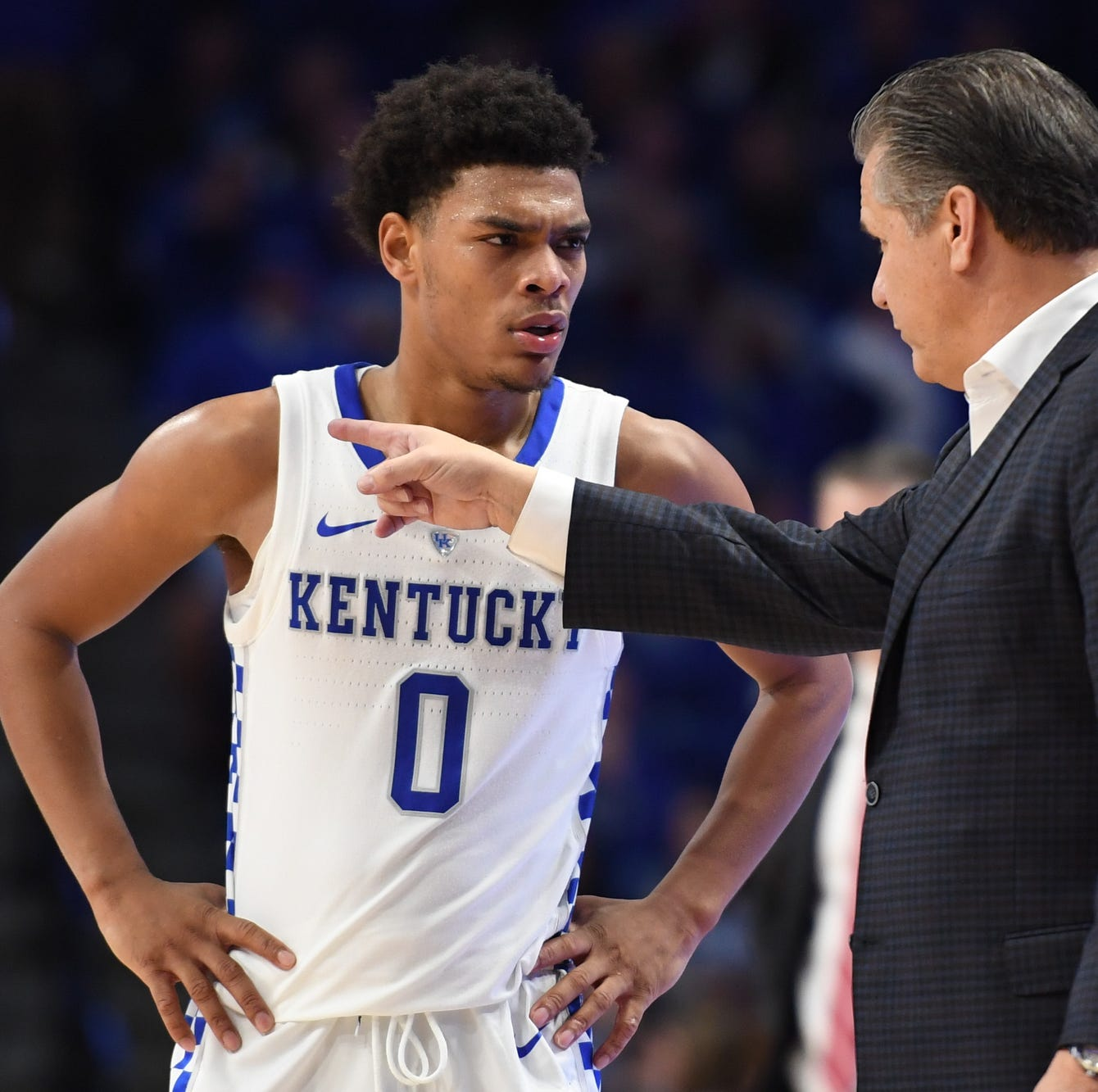 Quade Green's transfer part of worrisome trend for Kentucky basketball