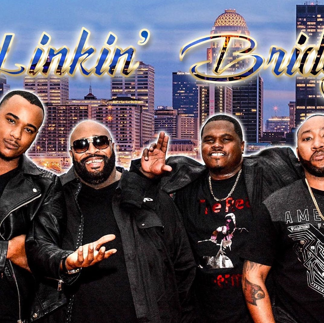 Louisville's Linkin' Bridge replaces original member, gains two more