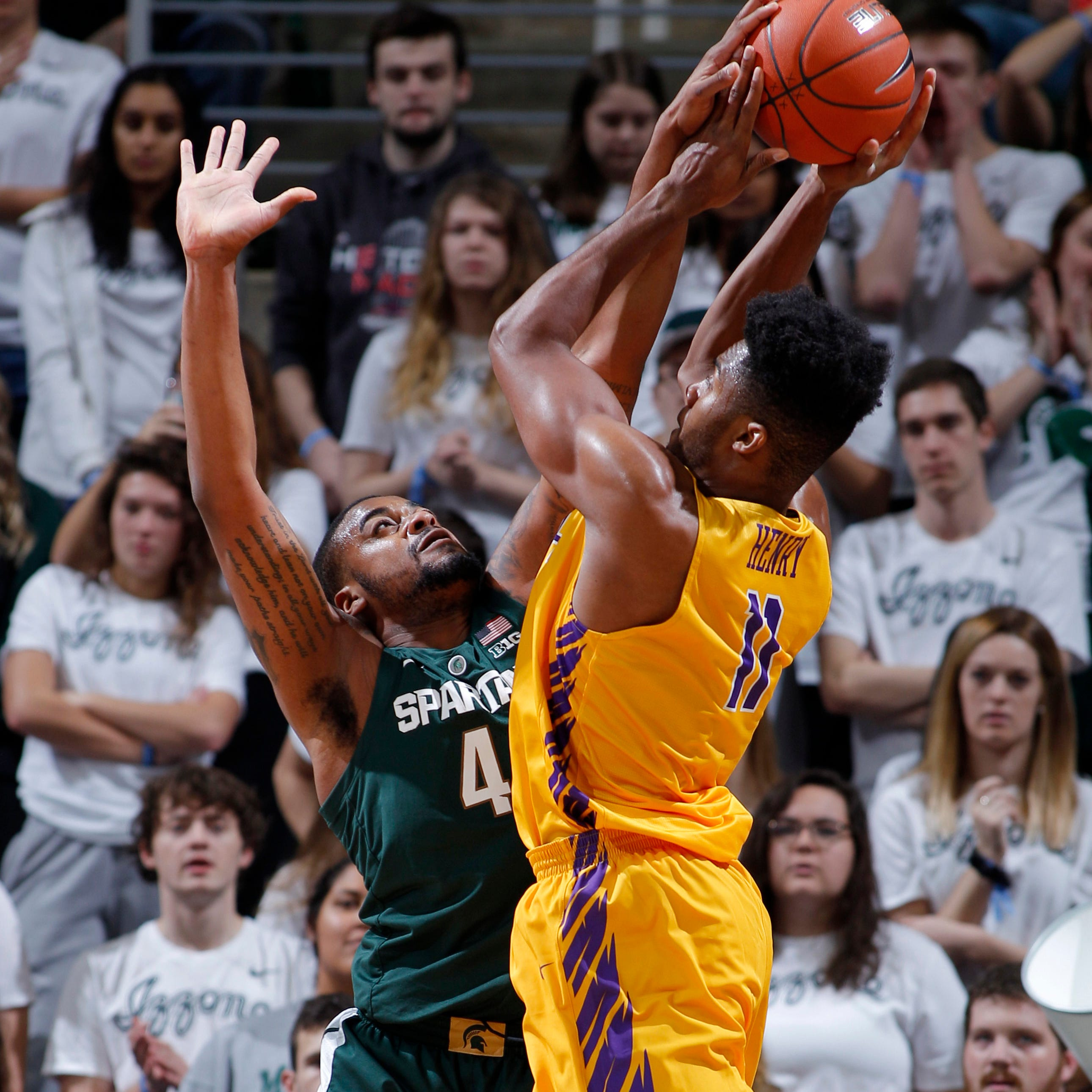Couch: 3 quick takes on Michigan State's 101-33 win over Tennessee Tech