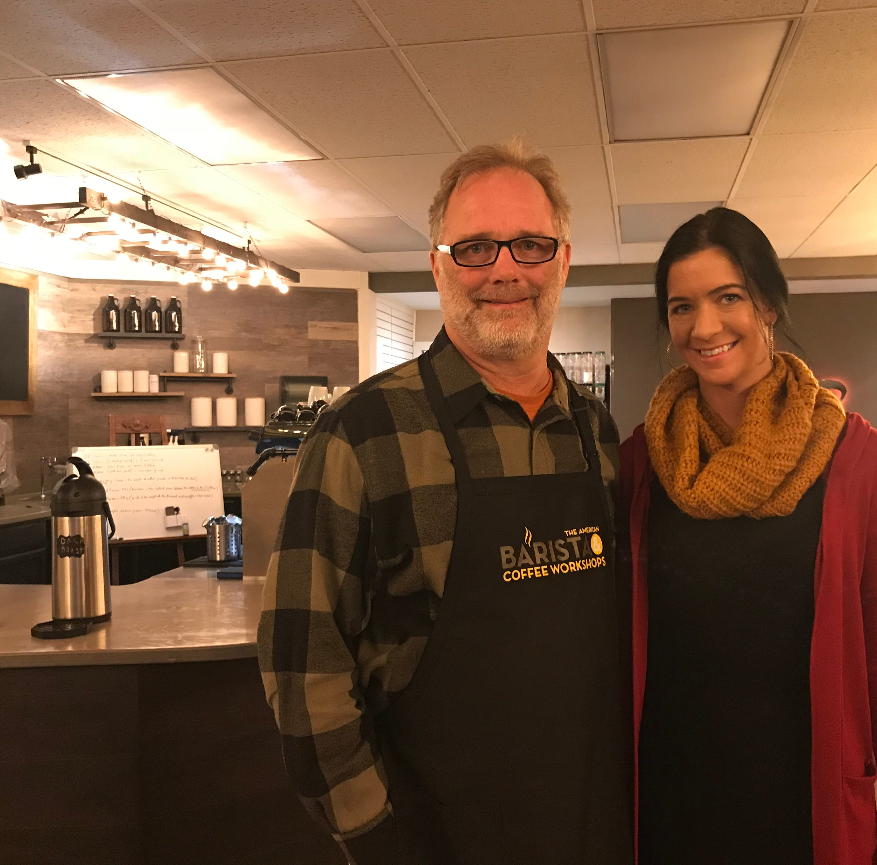 Clairmont's Coffee, Clinton County's first Cops & Doughnuts retailer, opens Tuesday
