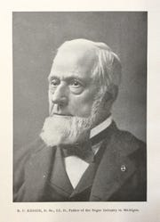 "R. C. Kedzie, ""Father of the Sugar Industry in Michigan."""
