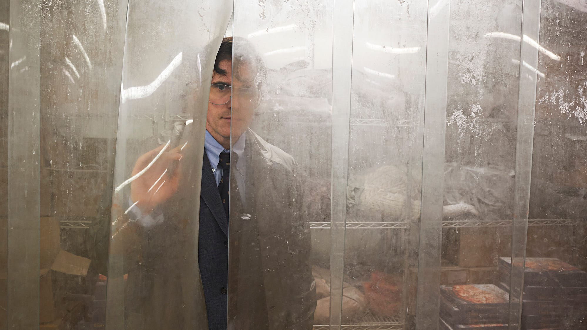 """The latest provocation from Danish auteur Lars von Trier, """"The House That Jack Built,"""" in which Matt Dillon plays a serial killer,  screens at 7 p.m. Wednesday at the Paradiso."""