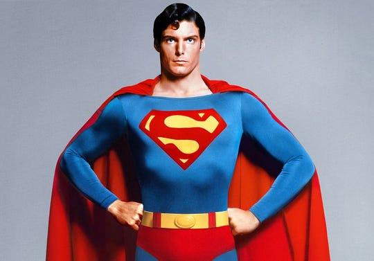 "O Superman: Christopher Reeves as ""Superman"" returns Nov. 27 to the Malco Paradiso."
