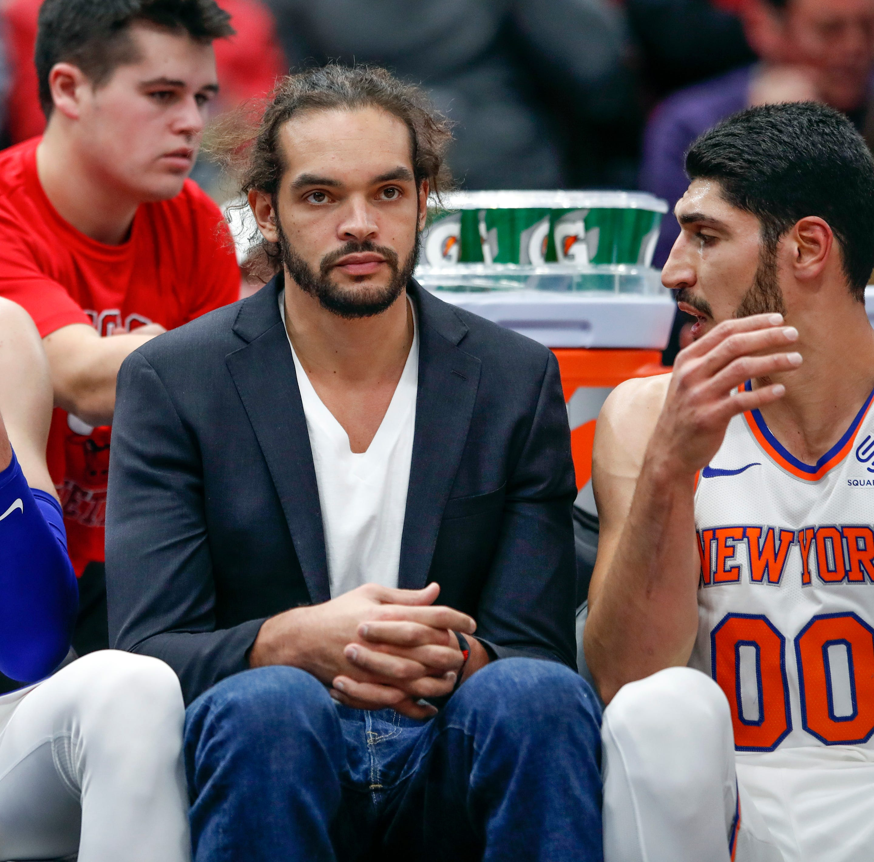 Grizzlies have good reasons to potentially sign Joakim Noah