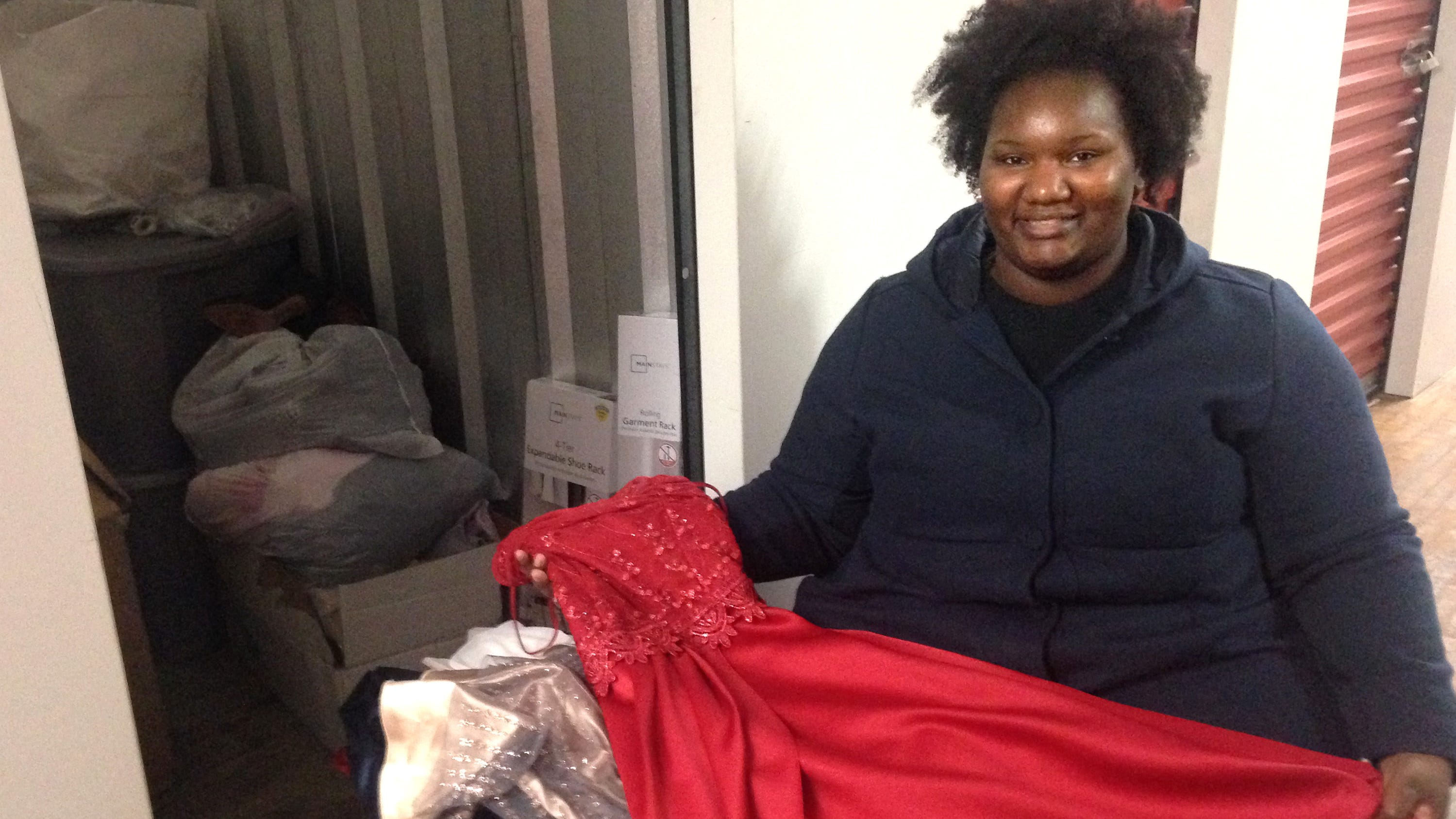 Stingl: Prom was a highlight for this former foster kid. Now she's helping others get there