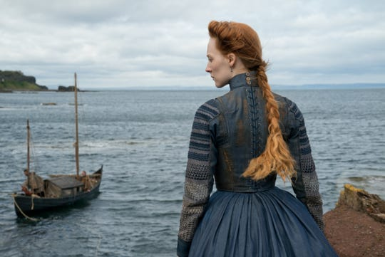 """Saoirse Ronan is a longshot to be nominated for playing the title character in """"Mary Queen of Scots."""""""