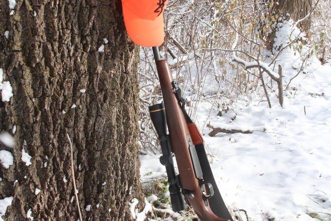 The first deer-gun season in Ohio runs through Sunday, Dec. 2. A two-day season will be held Dec. 15-16.