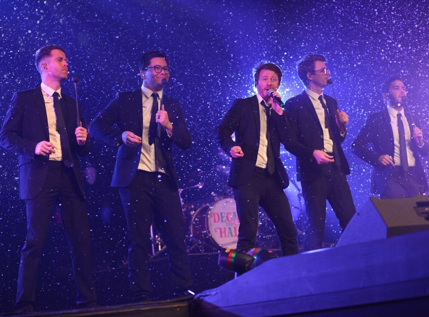 Tenth Avenue North will bring its 'Decade the Halls' Christmas tour to RiverGlen Christian Church in Waukesha Dec. 2.
