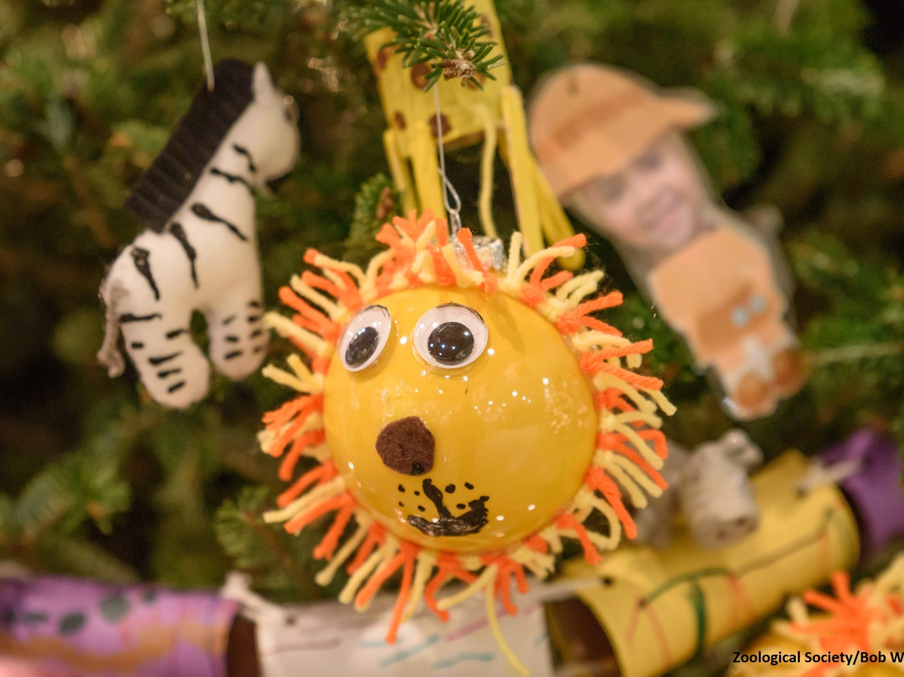 65 trees to be decorated with animal-inspired ornaments at Milwaukee County Zoo
