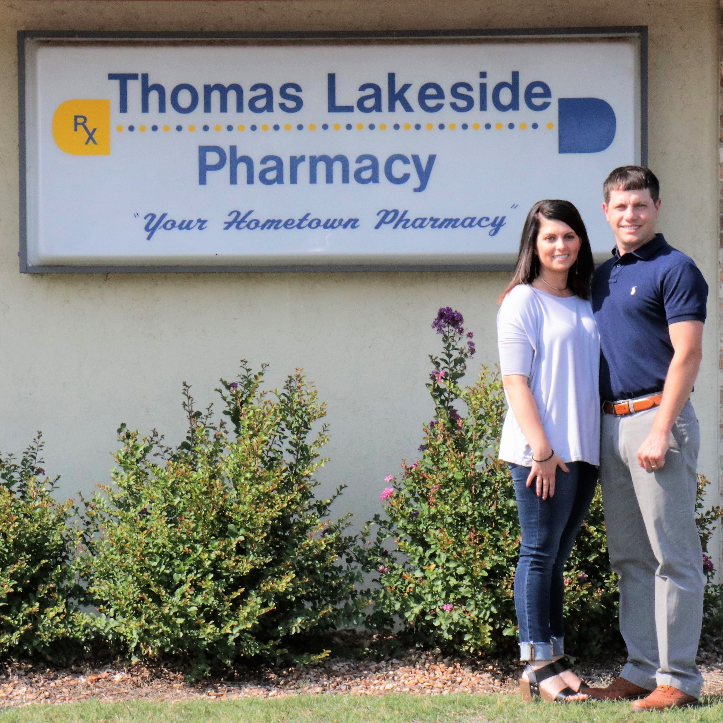 Lakeside Pharmacy has new owners