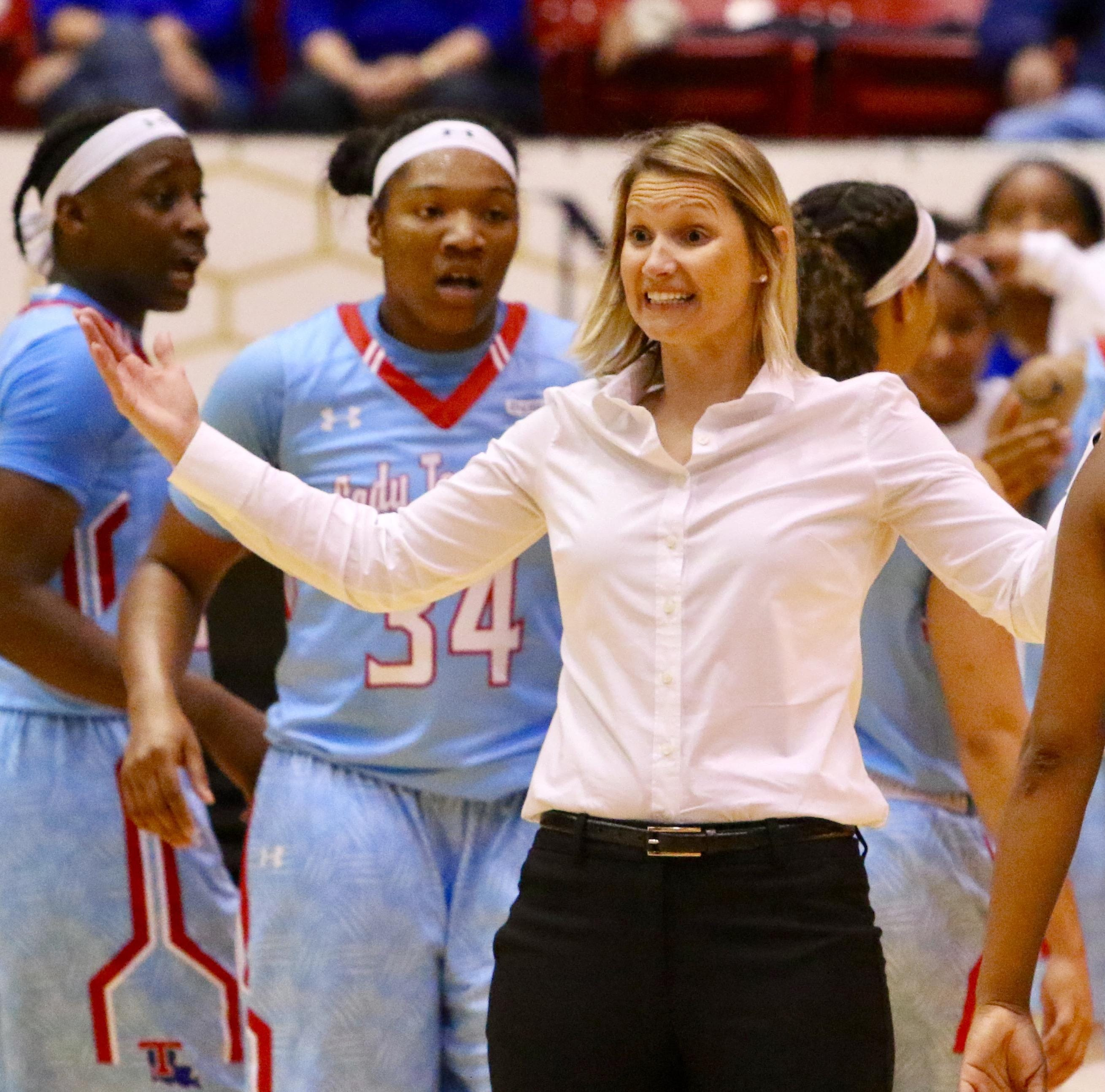 Techsters defeat Memphis for first road win of the season