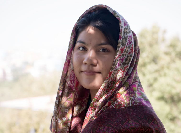 Drew student teaches code to Afghan girls