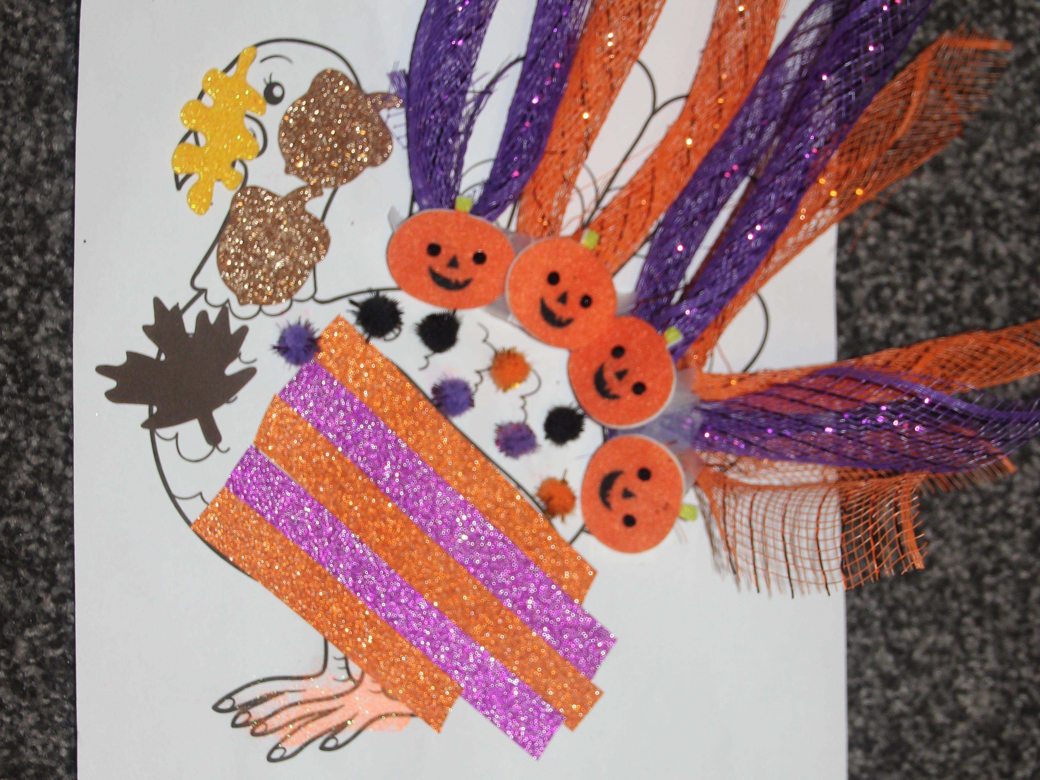G. Pressler. Dress the Turkey Contest 2018.