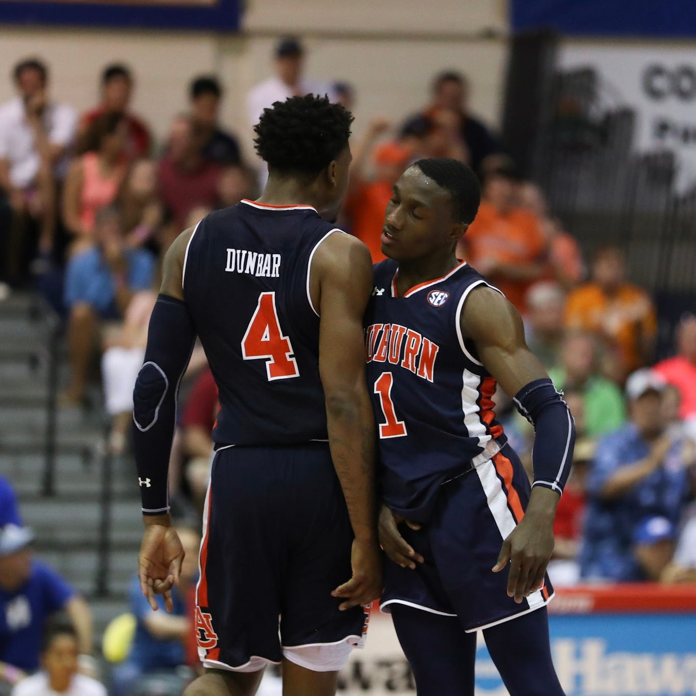 Jared Harper takes over, plus 3 more takeaways from Auburn's overtime win vs. Xavier in Maui