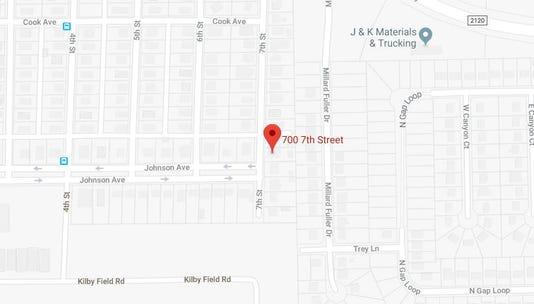 Seventh Street Shooting