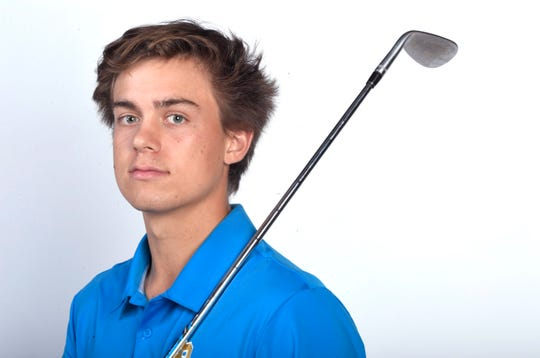 Trenton Johnson, Brentwood golf