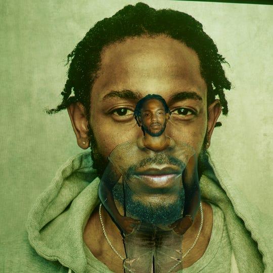 Kendrick Lamar, The Bronx, New York, 2018. Picture credit: