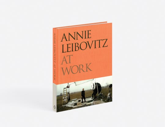 """Annie Leibovitz At Work"""