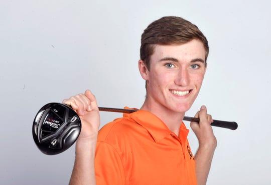 Evan Woosley-Reed of Cascade High
