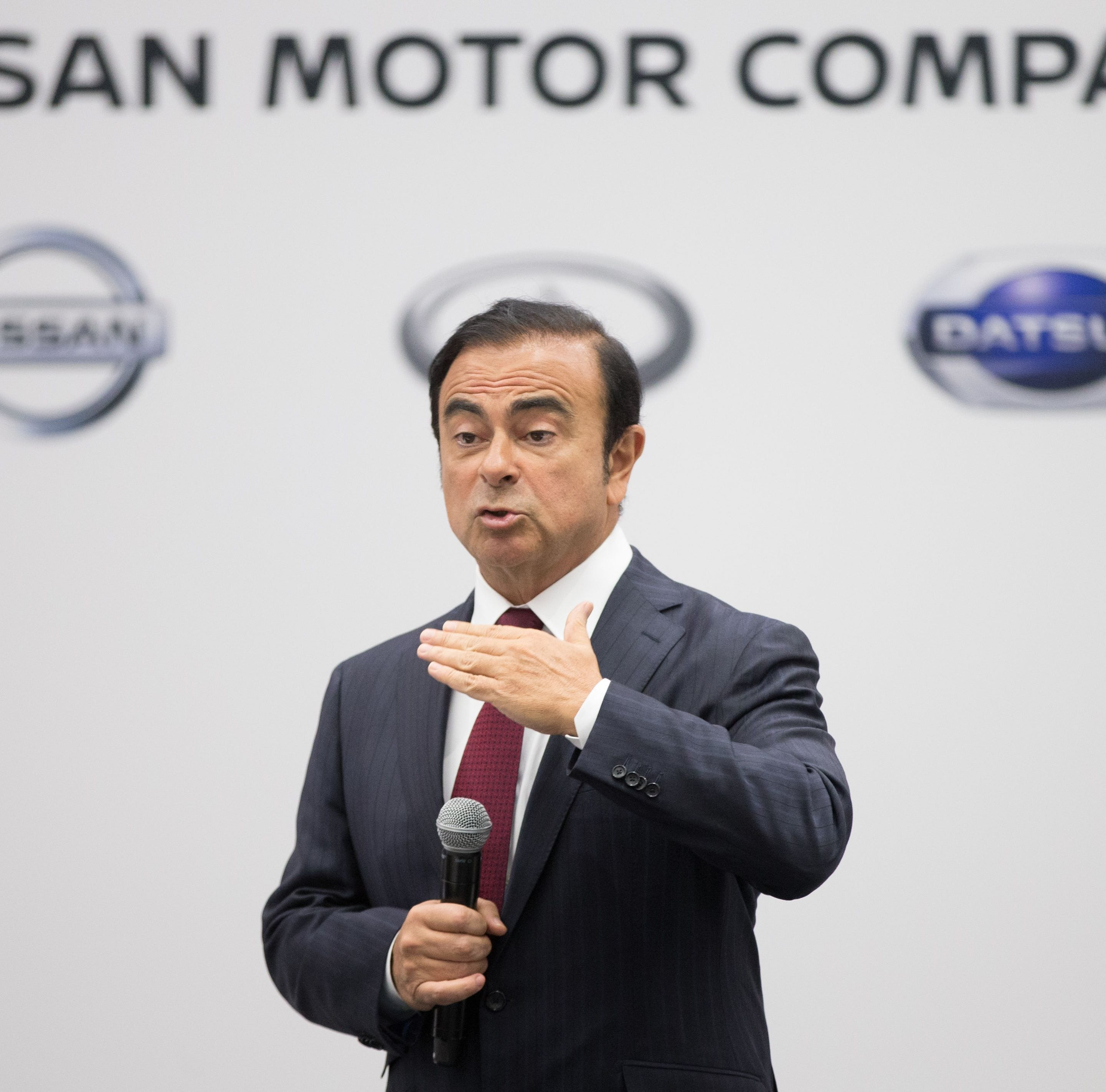 Nissan's former chairman Carlos Ghosn and executive Greg Kelly indicted for underreporting pay