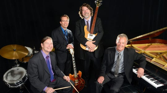 The Brubeck Brothers Quartet performs at 7:30 p.m Sunday at Schermerhorn Symphony Center.