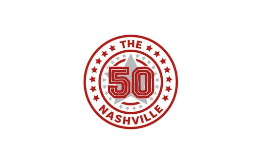 50 High School Logo