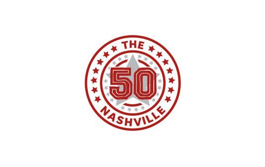 50 High School Logo