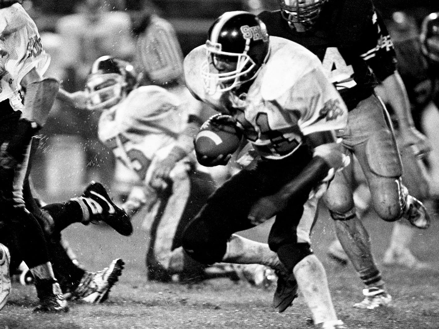 Joe Campbell, Stratford RB/DB 1985-87