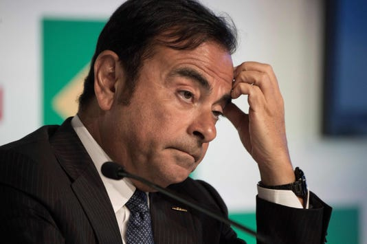 Files Brazil Japan Nissan Renault Mitsubishi Auto Ghosn
