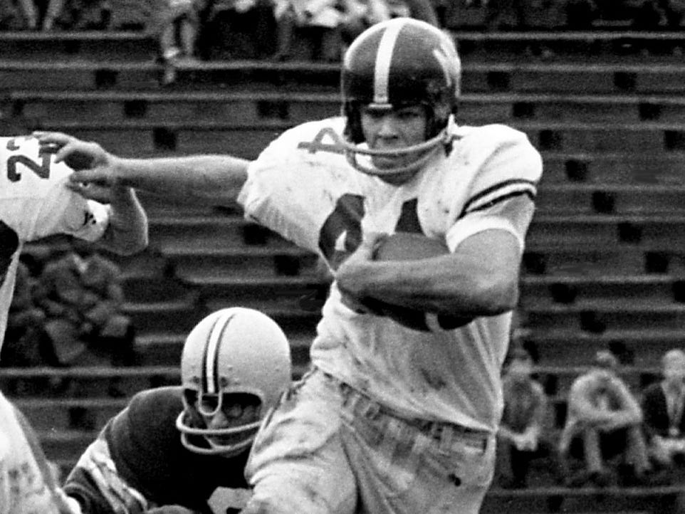Jeff Peeples, MBA RB/E/SS/PK 1966-68