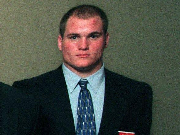 Scott Wells, Brentwood Academy OL/DL 1996-98