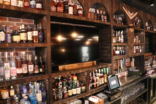 Stock & Barrel will feature an extensive whiskey and bourbon selection.