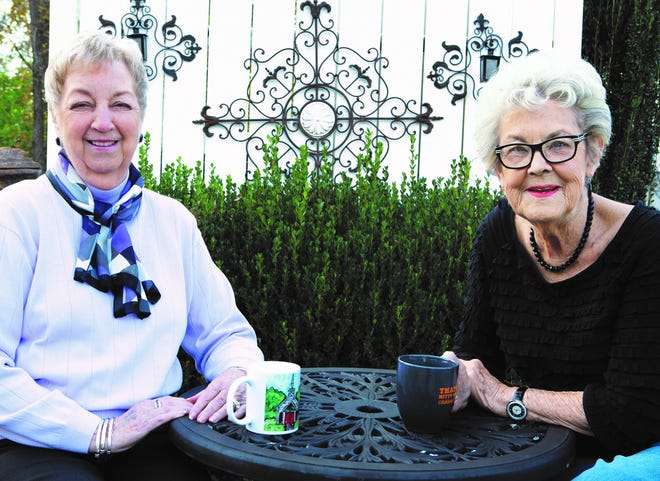 Doris Sanders and Alwilda Binkley will serve as the 2018 Christmas on Main grand marshals.