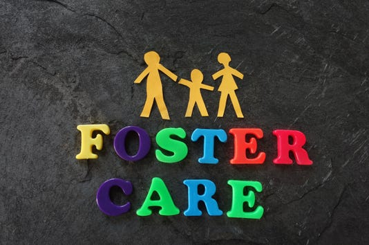Foster Care Family