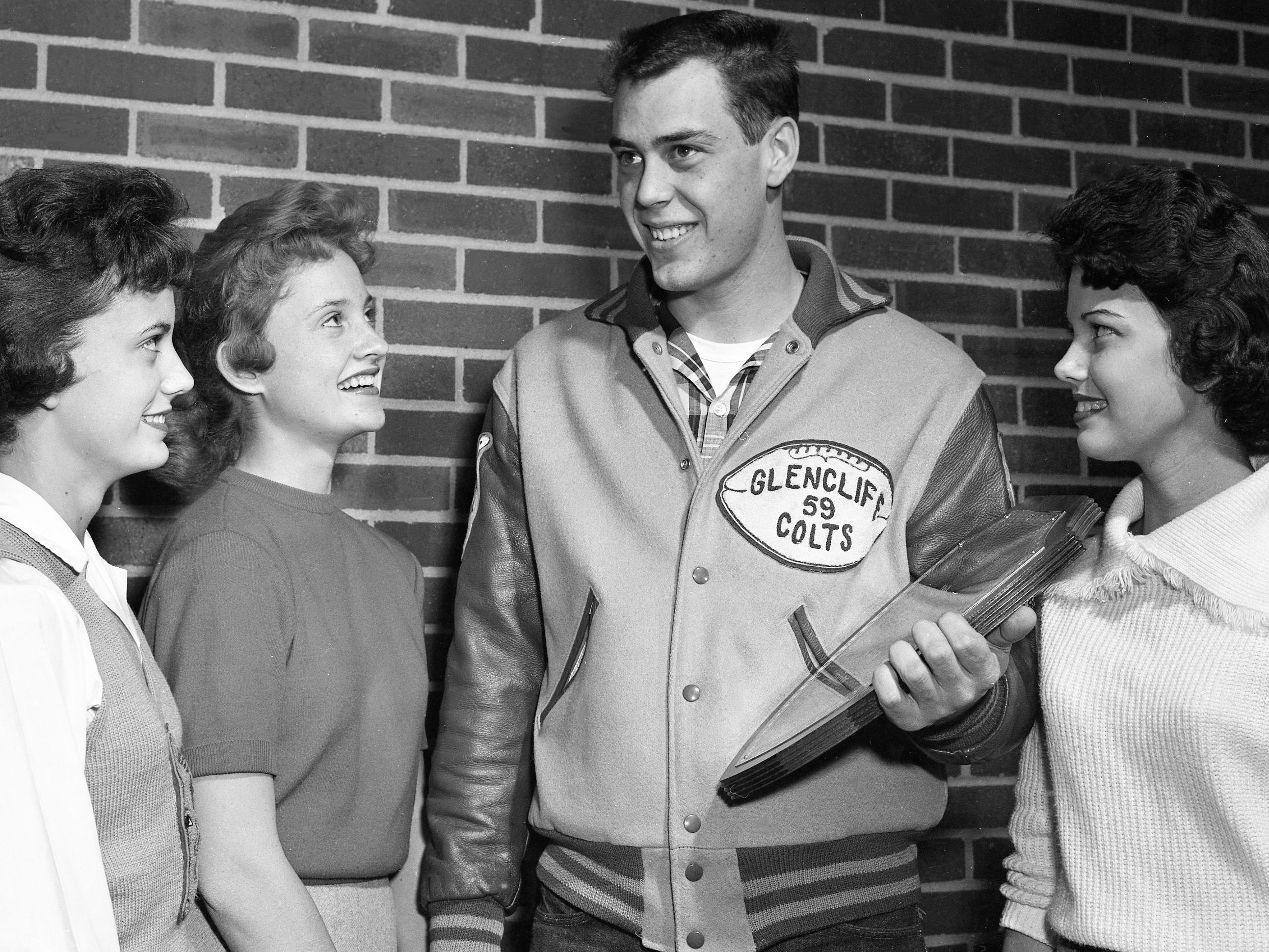 Wayne Bush, Glencliff RB 1958-60