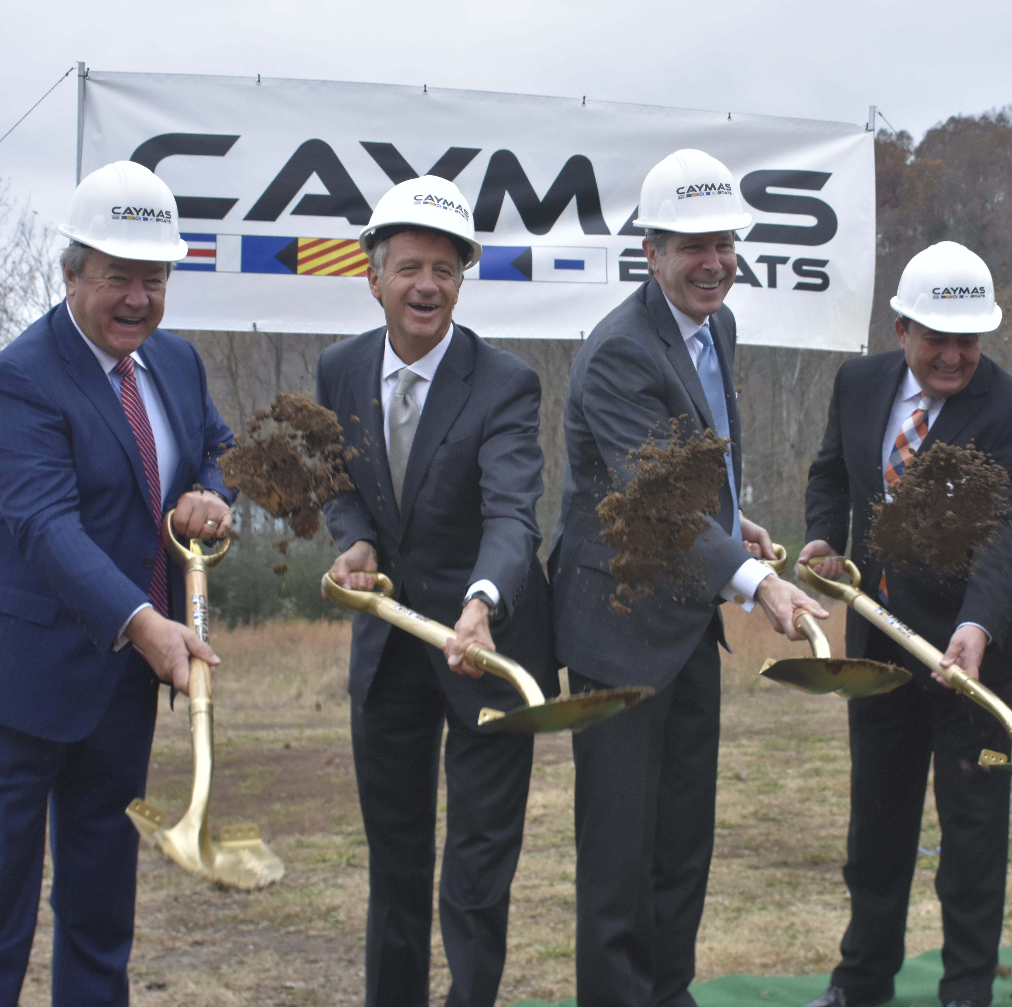 Caymas Boats will invest $30.3 million, create 280 jobs in Ashland City