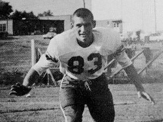 Austin Denny, Donelson FB/End 1959-61