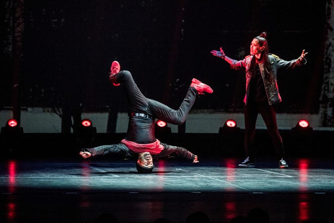 """""""The Hip Hop Nutcracker"""" comes to TPAC for two performances on Saturday."""