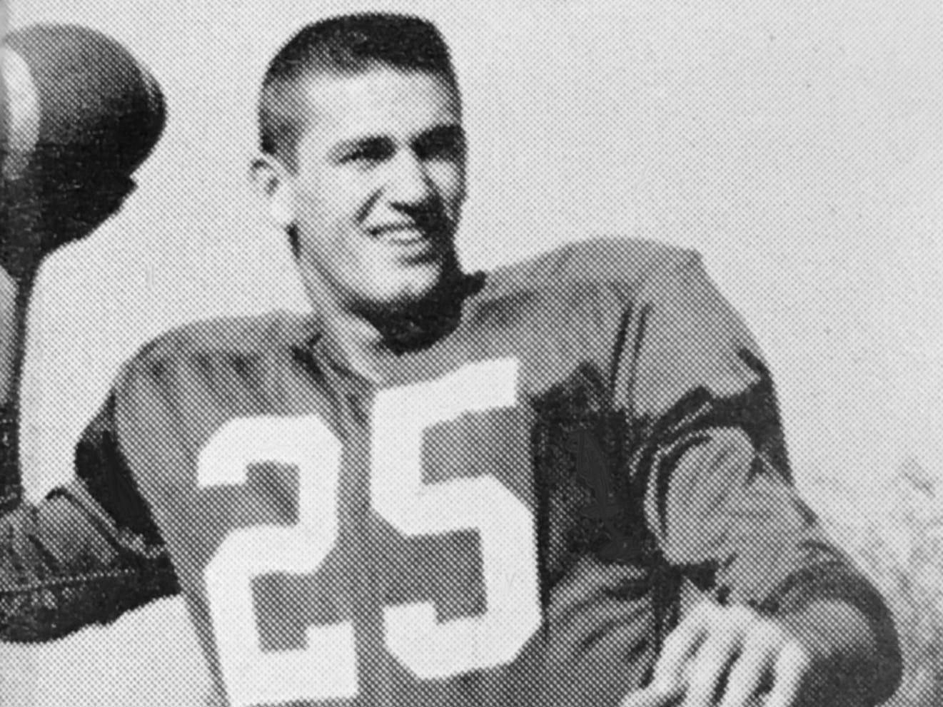 Bobby Tillman, Litton QB/E/DE/PK 1953-55
