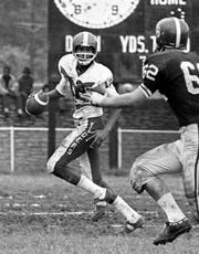 Joe Gilliam Jr., Pearl QB/DB 1965-67